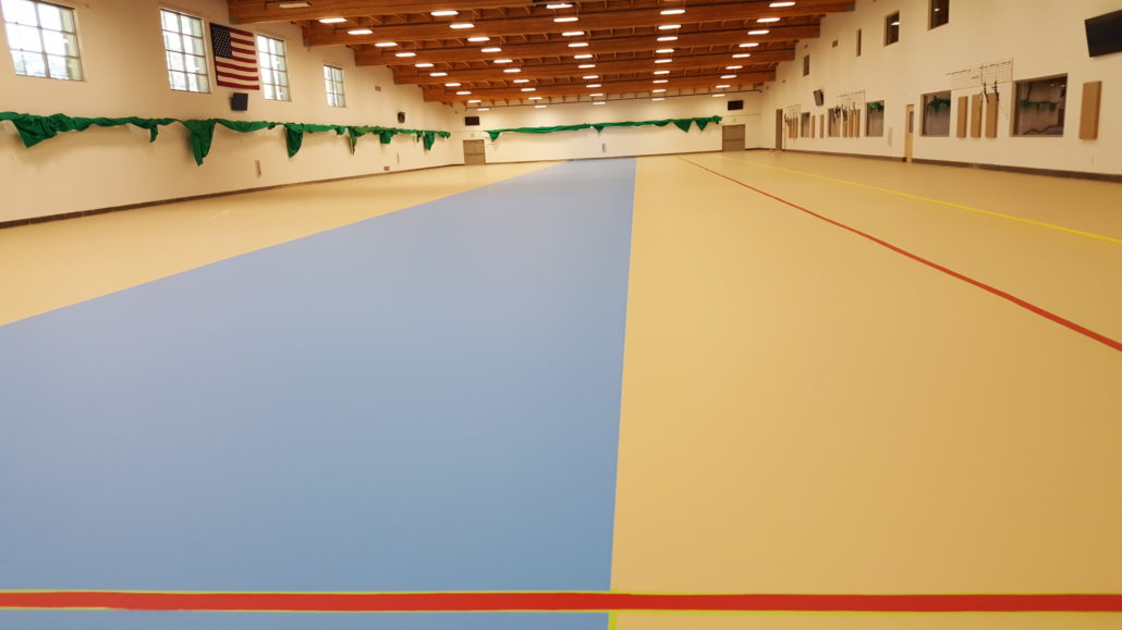 Polyturf Plus Pad And Pour Sport Floor Resources
